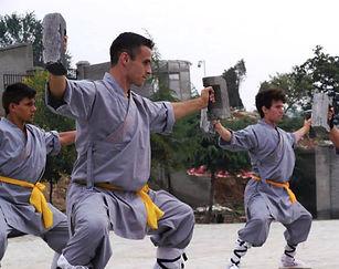 Shaolin Locks