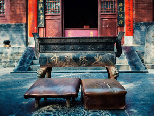 Shaolin Temple Seclusion