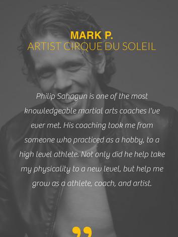 Mark P. - Testimonial