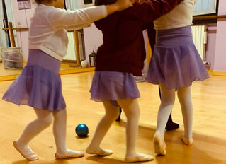 DANZAGIROTONDO: la danza per i più piccoli