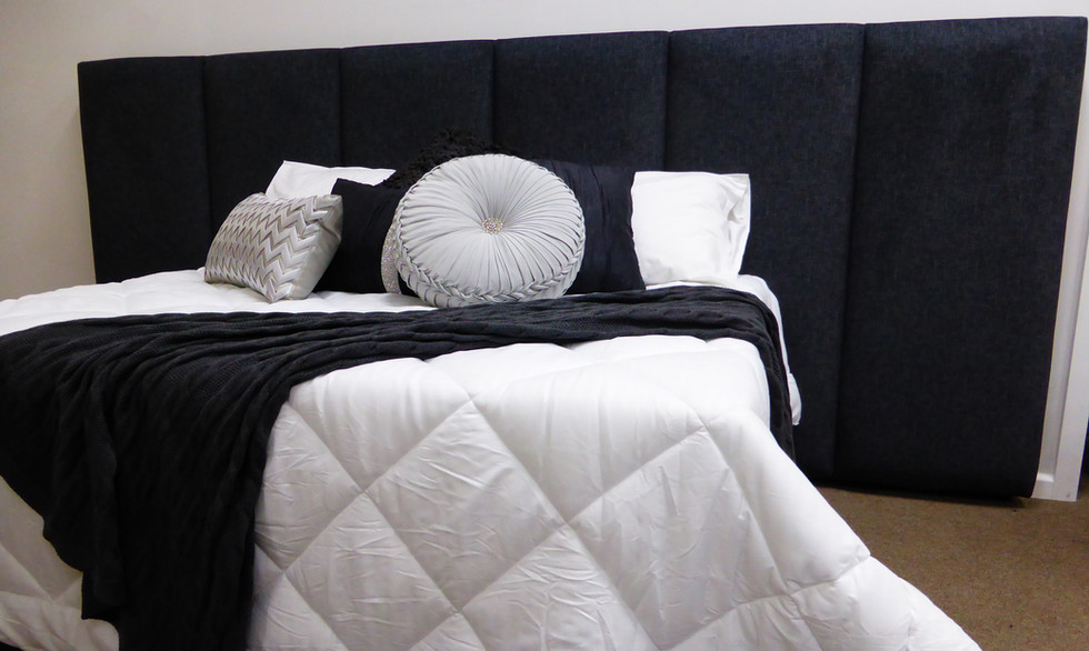 3 Metre Panel Upholstered Bedhead