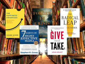 5 Great Books to Grow Your SM Skills