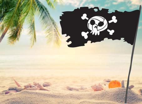 Chapter 9: Volleyball T-Shirt Pirates (They're Not Just from Vietnam, China or Overseas Anymore)