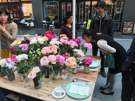 花を買う人も、育てる人も、笑顔になる仕組みづくりを