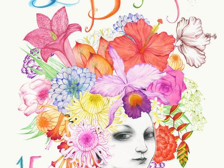 第15回ラテンビート映画祭の公式スポンサーとしてお花を協賛しています。