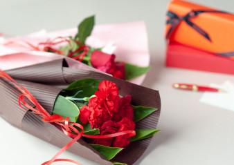 花と文房具
