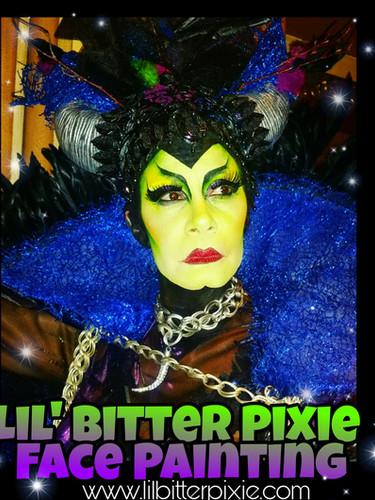 Lil' Bitter Pixie Body Art