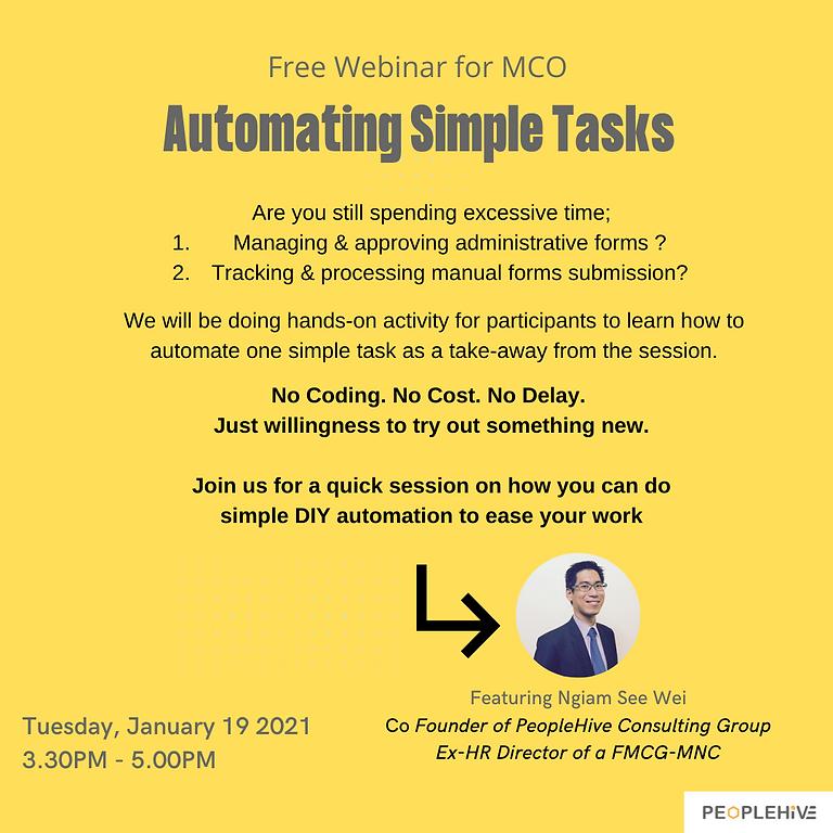 [Webinar] Automating Simple Tasks version MCO2.0