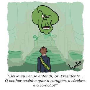 Bolsonaro em Oz