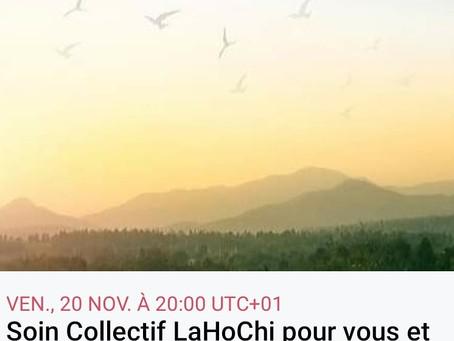 Soin Collectif LaHoChi pour vous et vos animaux 🐾❤🌍Événements Facebook