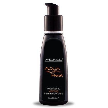 Lubricante caliente - Wicked Aqua Heat