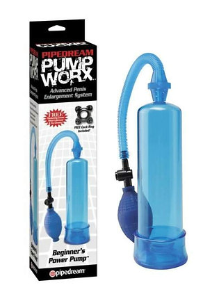 Pump Worx - Beginners Power Pump - Bomba de succión