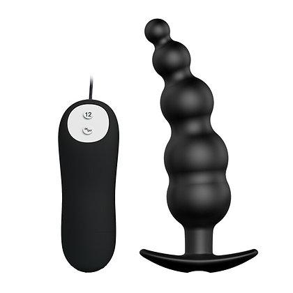 Plug anal con12 vibraciones - Pretty Love Special Anal Stimulation