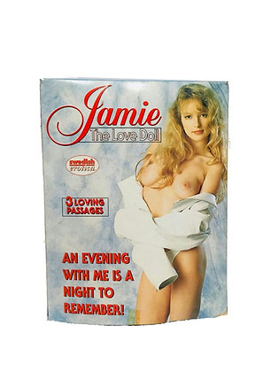 Muñeca Inflable - JAIME  The Love Doll - Swedish Erotica
