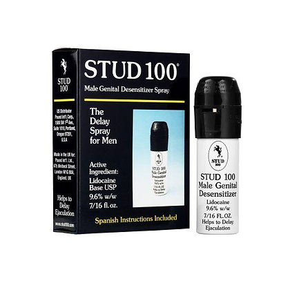 Stud 100 - Retardante en Spray - Delay Spray