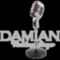 Damian Delahuny - Wedding Singer - Logo
