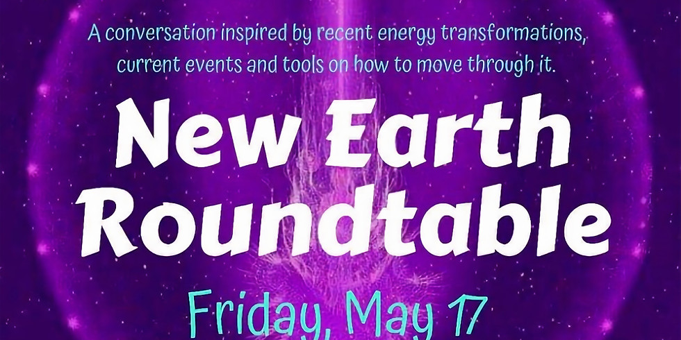 FREE! New Earth Roundtable Discussion Live Interview!  (1)