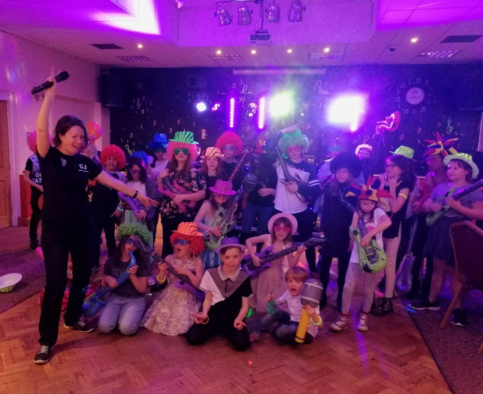 Kids DJ - DJ Claire