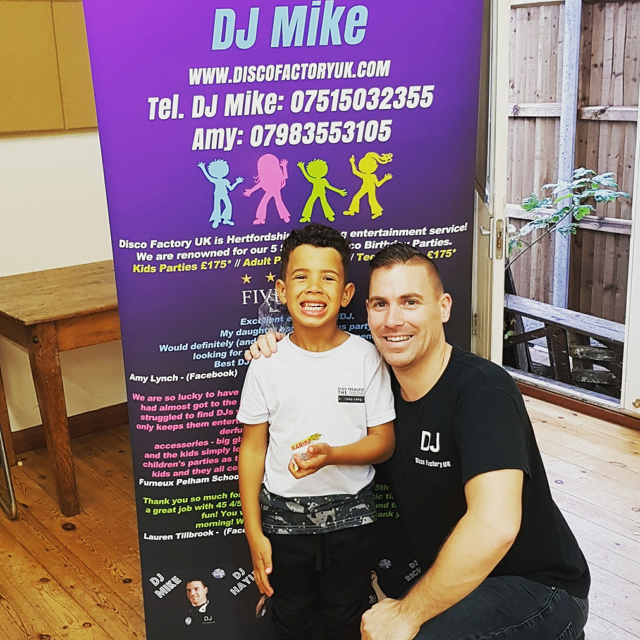 Kids DJ - DJ Mike - Boy