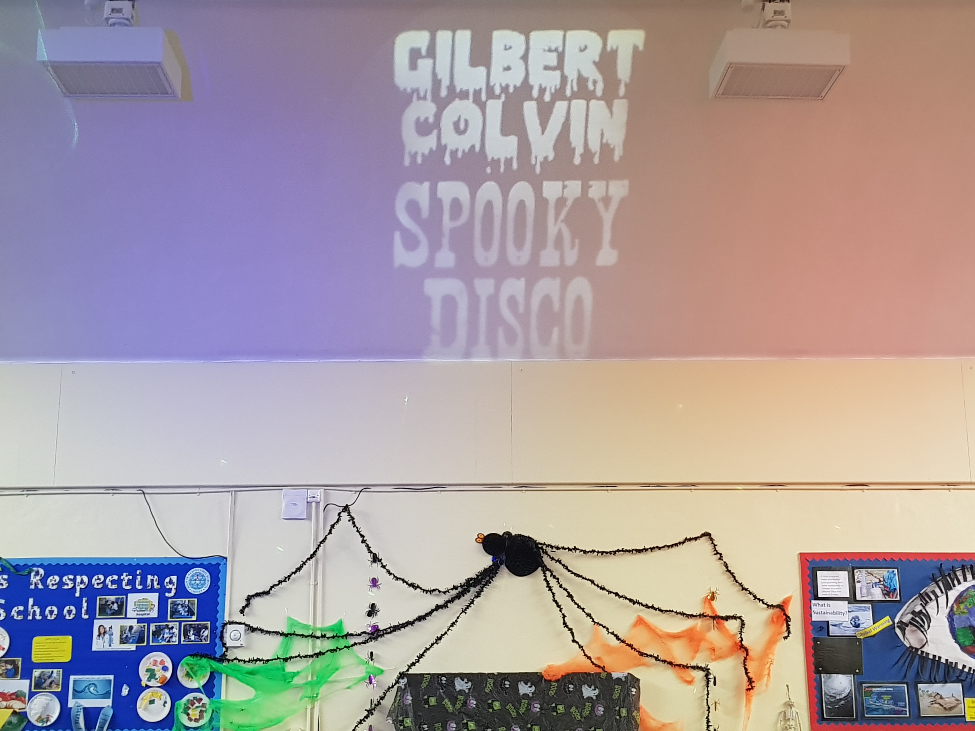 School Disco DJ - Spooky Disco