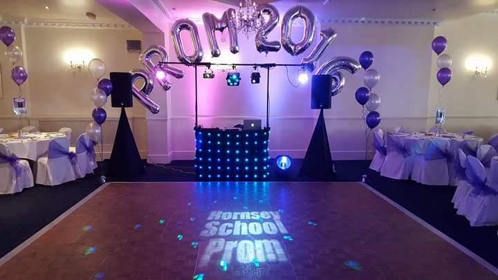 School Disco DJ - Prom