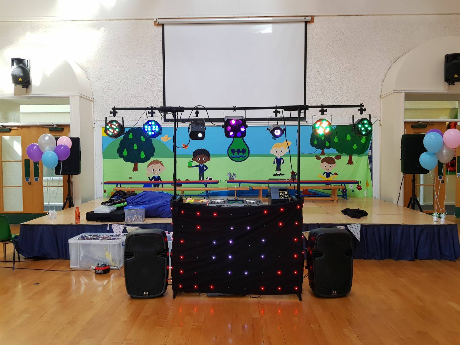 School Disco DJ - Disco