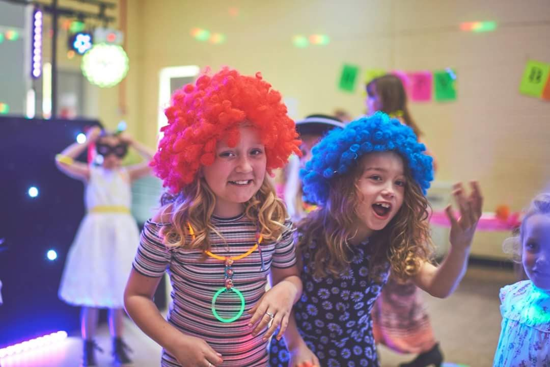 Kids DJ - Props and wigs