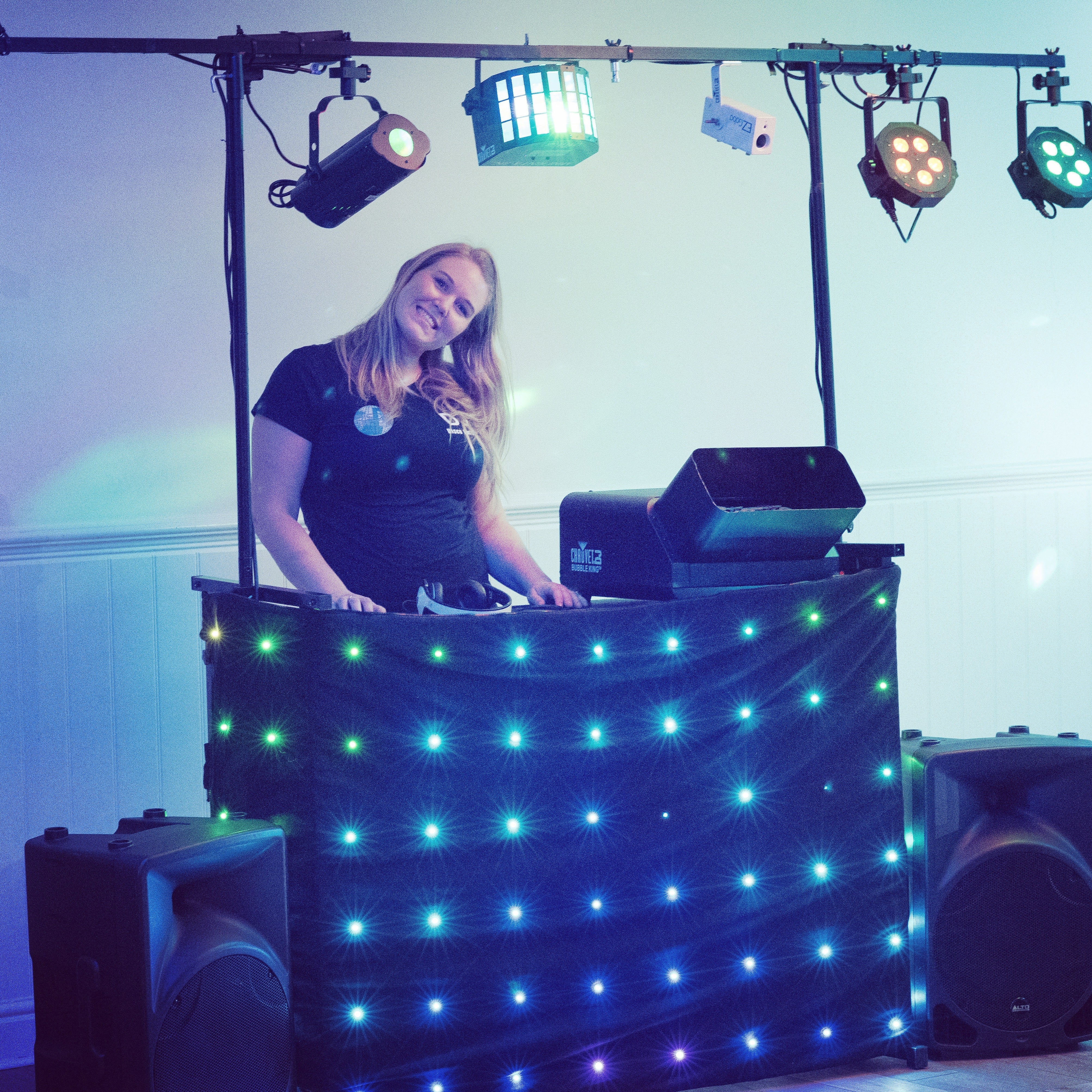 School Disco DJ - DJ Hayley