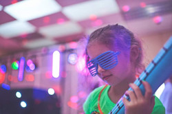 Kids DJ - cool glasses