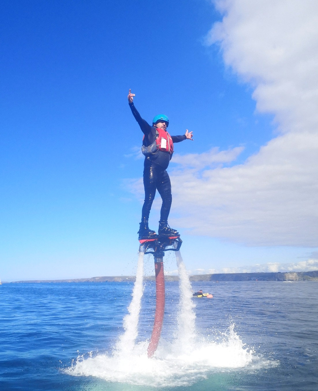 Newquay 30 minute Fly Boarding Session