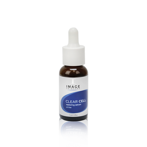 CLEAR CELL Restoring Serum oil-free