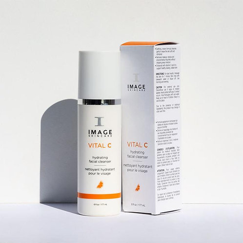 VITAL C hydrating facial cleanser 6 fl oz/ 177 mL