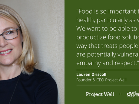 Project Well: Making Life-Changing Nutrition Accessible While Bending the Healthcare Cost Curve