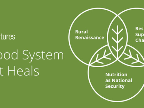 A Food System That Heals