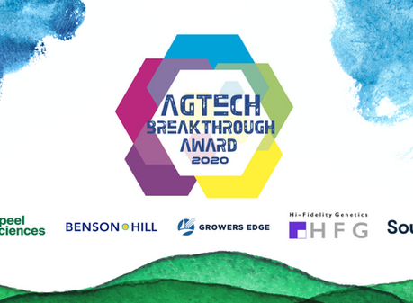 Celebrating Breakthrough Innovation in AgTech