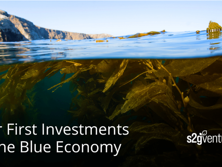 Our First Investments in the Blue Economy