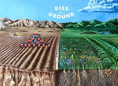 Kiss the Ground: Climate Action through Soil Health