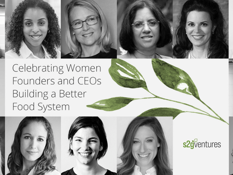 Celebrating Women Founders and CEOs Building a Better Food System