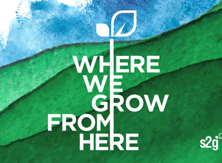 Announcing Where We Grow From Here – Our New Podcast