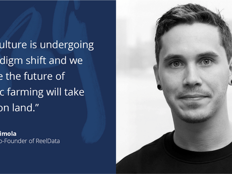Welcome ReelData: Accelerating Sustainable Seafood Through Artificial Intelligence