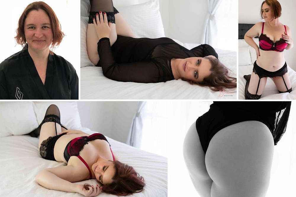 Curvy Boudoir Photoshoot Melbourne