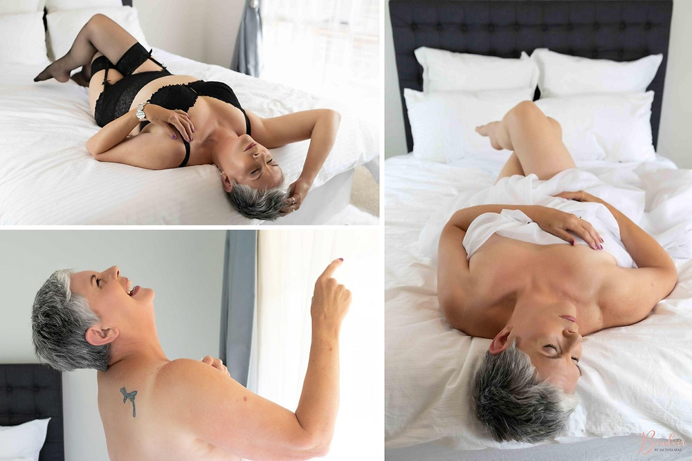 Over 50 Over 55 Nude Photoshoot