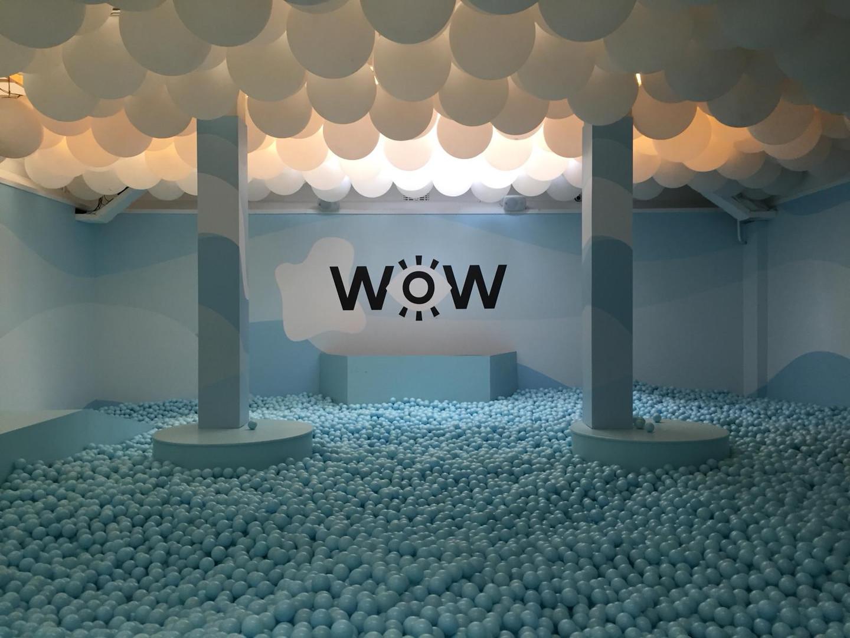 WONDR Ballpit