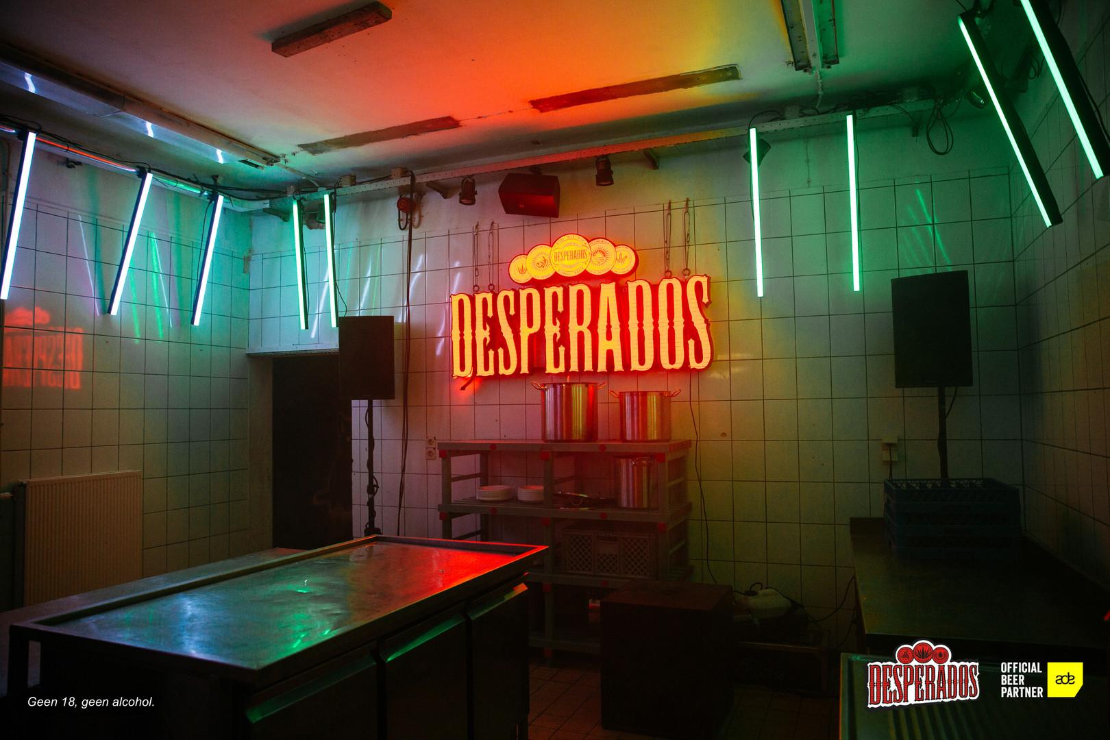 Desperados Event ADE