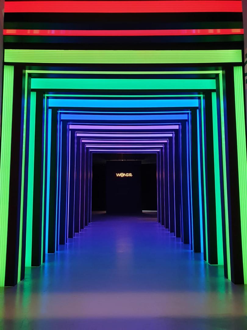 WONDR Entrance