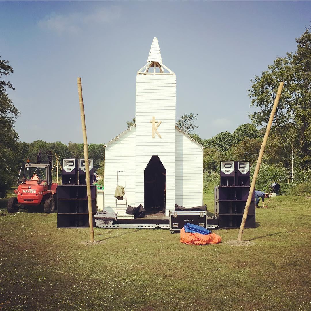 Church Stage Lentekabinet
