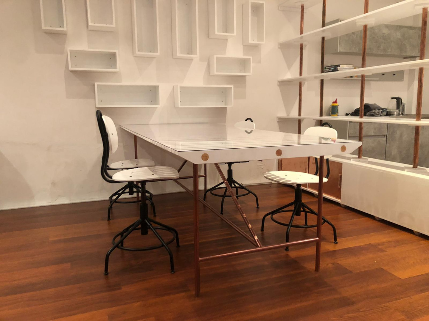 Interieur Just Chili