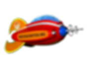 Visual Frontier spaceship logo