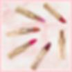 Vegan lipstick colours
