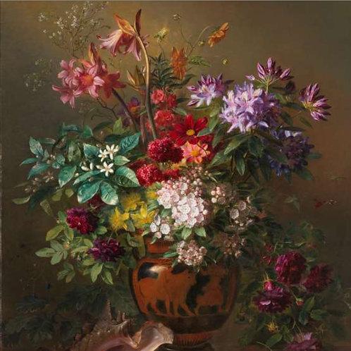 Allegory of Spring, Georgius Jacob